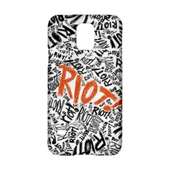Paramore Is An American Rock Band Samsung Galaxy S5 Hardshell Case