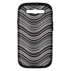 Abstraction Samsung Galaxy S III Hardshell Case (PC+Silicone)