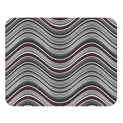 Abstraction Double Sided Flano Blanket (Large)