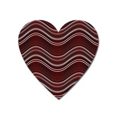 Abstraction Heart Magnet