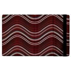 Abstraction Apple iPad 3/4 Flip Case