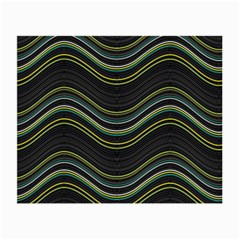 Abstraction Small Glasses Cloth