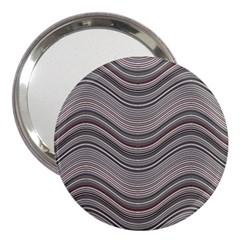Abstraction 3  Handbag Mirrors
