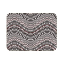 Abstraction Double Sided Flano Blanket (Mini)