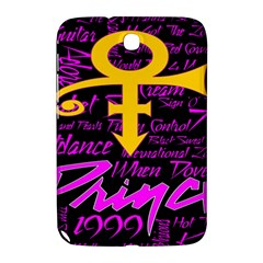 Prince Poster Samsung Galaxy Note 8.0 N5100 Hardshell Case