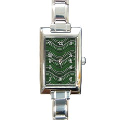 Abstraction Rectangle Italian Charm Watch