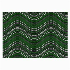 Abstraction Large Glasses Cloth (2-Side)
