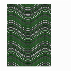 Abstraction Large Garden Flag (Two Sides)