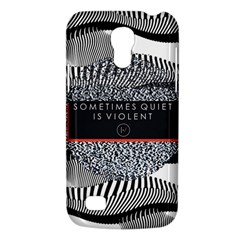Sometimes Quiet Is Violent Twenty One Pilots The Meaning Of Blurryface Album Galaxy S4 Mini
