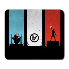 Twenty One 21 Pilots Large Mousepads