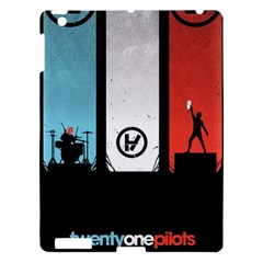 Twenty One 21 Pilots Apple iPad 3/4 Hardshell Case