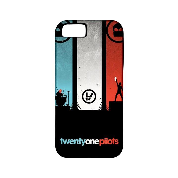 Twenty One 21 Pilots Apple iPhone 5 Classic Hardshell Case (PC+Silicone)