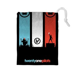Twenty One 21 Pilots Drawstring Pouches (Large)