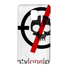 Twenty One Pilots Skull Galaxy Note Edge