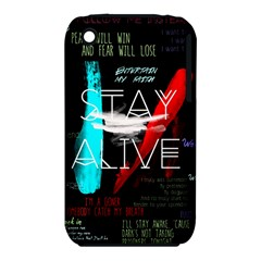 Twenty One Pilots Stay Alive Song Lyrics Quotes iPhone 3S/3GS