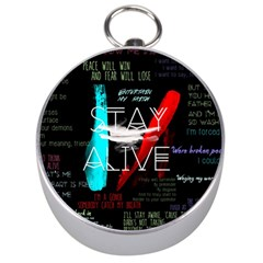 Twenty One Pilots Stay Alive Song Lyrics Quotes Silver Compasses