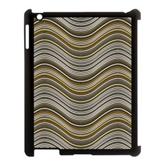 Abstraction Apple iPad 3/4 Case (Black)