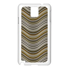 Abstraction Samsung Galaxy Note 3 N9005 Case (White)