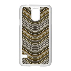 Abstraction Samsung Galaxy S5 Case (White)