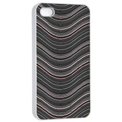 Abstraction Apple iPhone 4/4s Seamless Case (White)