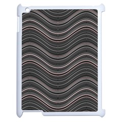 Abstraction Apple iPad 2 Case (White)