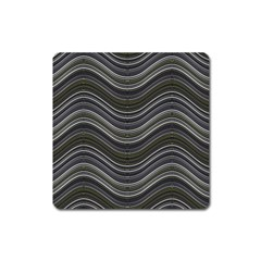 Abstraction Square Magnet