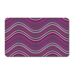 Abstraction Magnet (Rectangular)
