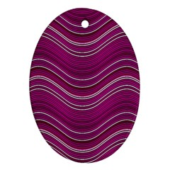 Abstraction Ornament (Oval)