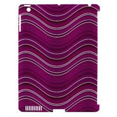 Abstraction Apple iPad 3/4 Hardshell Case (Compatible with Smart Cover)