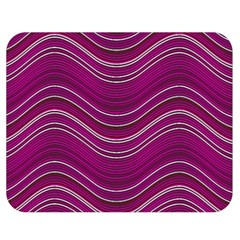 Abstraction Double Sided Flano Blanket (Medium)