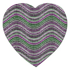 Abstraction Jigsaw Puzzle (heart)