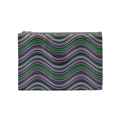 Abstraction Cosmetic Bag (Medium)