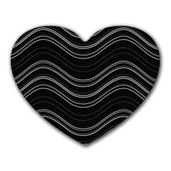 Abstraction Heart Mousepads