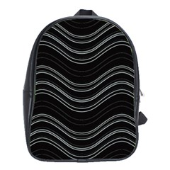 Abstraction School Bags(Large)