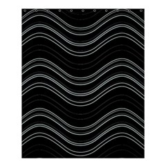 Abstraction Shower Curtain 60  x 72  (Medium)