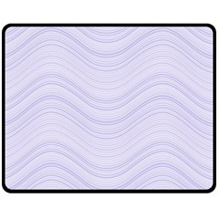 Abstraction Double Sided Fleece Blanket (Medium)