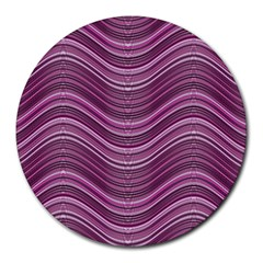 Abstraction Round Mousepads
