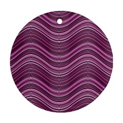 Abstraction Ornament (Round)