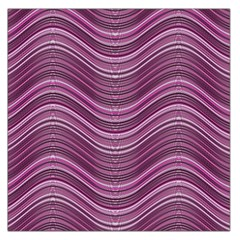 Abstraction Large Satin Scarf (Square)