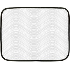 Abstraction Fleece Blanket (Mini)
