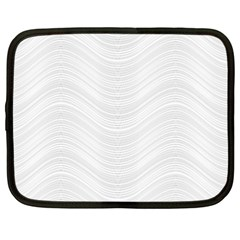 Abstraction Netbook Case (xxl)