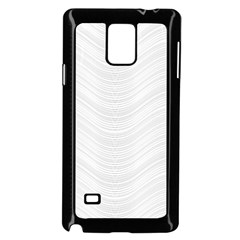 Abstraction Samsung Galaxy Note 4 Case (Black)