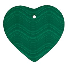 Abstraction Ornament (Heart)