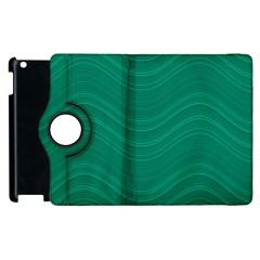 Abstraction Apple iPad 2 Flip 360 Case