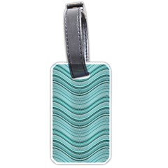 Abstraction Luggage Tags (One Side)