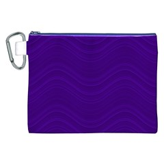 Abstraction Canvas Cosmetic Bag (XXL)