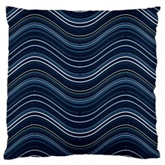 Abstraction Large Cushion Case (Two Sides)