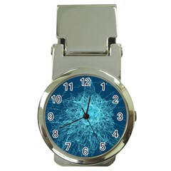 Shattered Glass Money Clip Watches