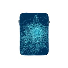 Shattered Glass Apple iPad Mini Protective Soft Cases