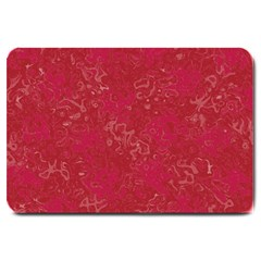 Abstraction Large Doormat